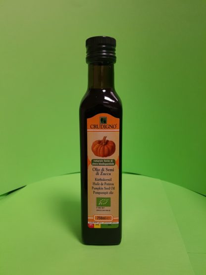olio zucca